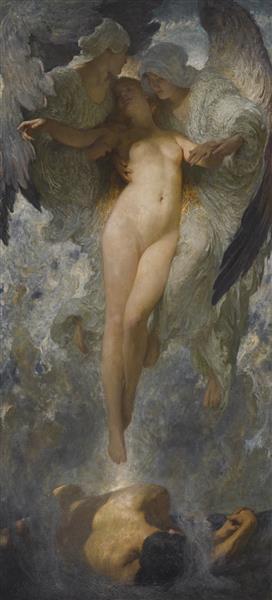 Eve - Solomon Joseph Solomon