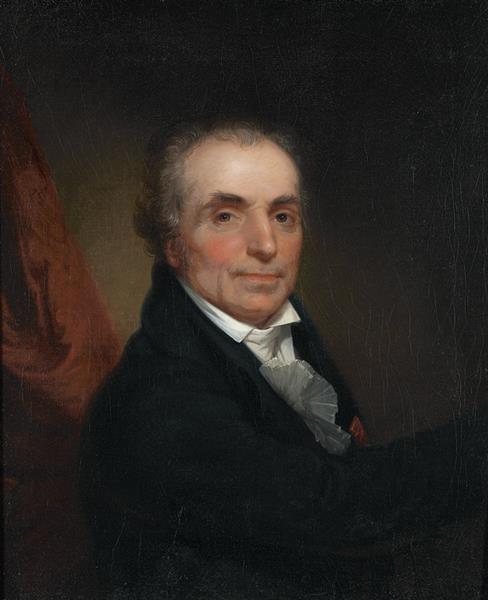Title Jean Antoine Houdon - Rembrandt Peale