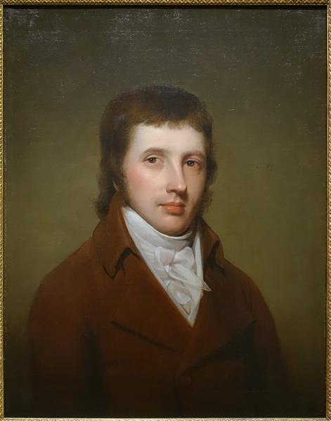 Portrait of a Man, c.1800 - Rembrandt Peale