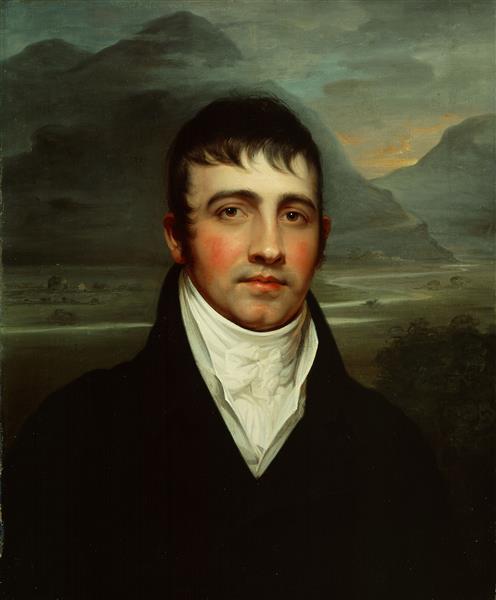 Samuel Fisher Bradford, c.1803 - c.1808 - Rembrandt Peale