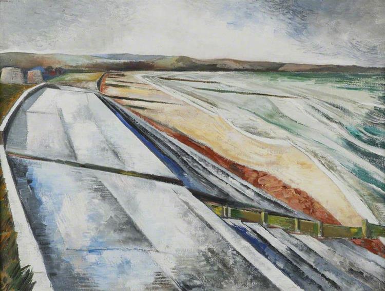 Dymchurch, Kent - Paul Nash
