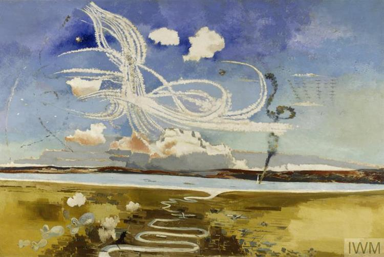 Battle of Britain, 1941 - Paul Nash