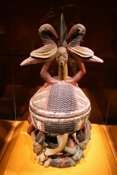 Yoruba Bowl - Olowe of Ise