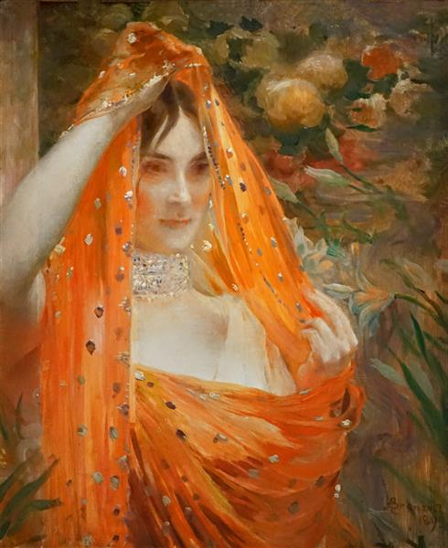La Favorite, 1892 - Paul-Albert Besnard