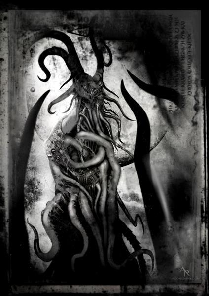 Dweller Of The Depths II - A. R. Valgorth