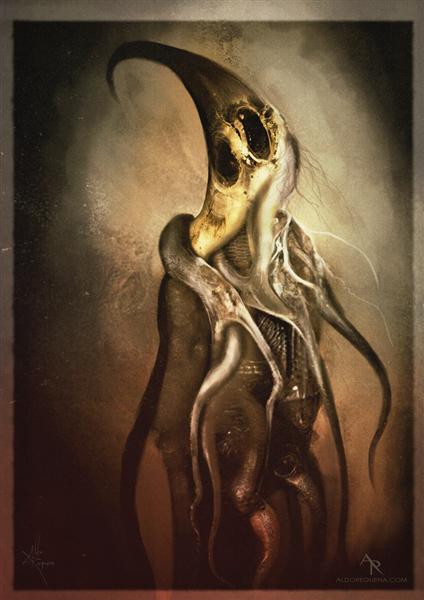 Deity VII - A. R. Valgorth