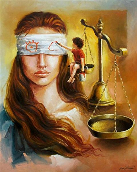 Olhos da Justiça - Fabiano Millani