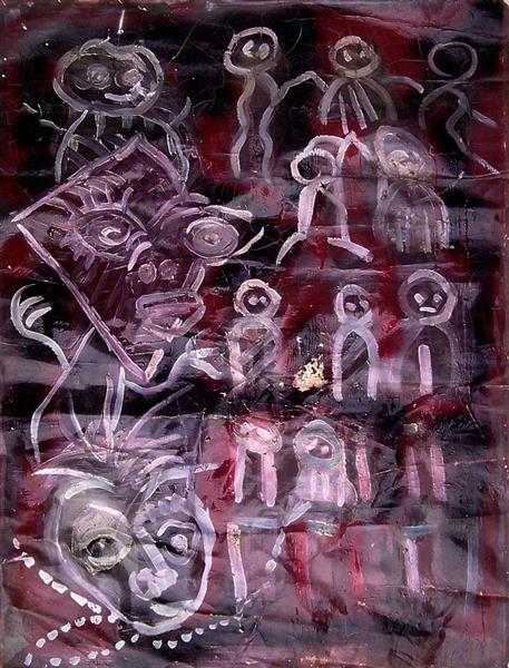 no title, 2001 - Damian Kozi