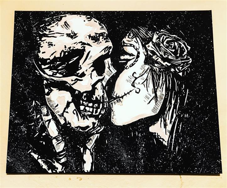 Beyond The Grave, 2018 - Elman España