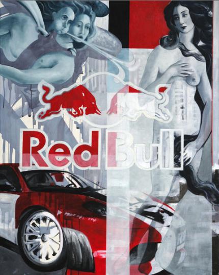 Venus & Redbull - Zoe Marmentini