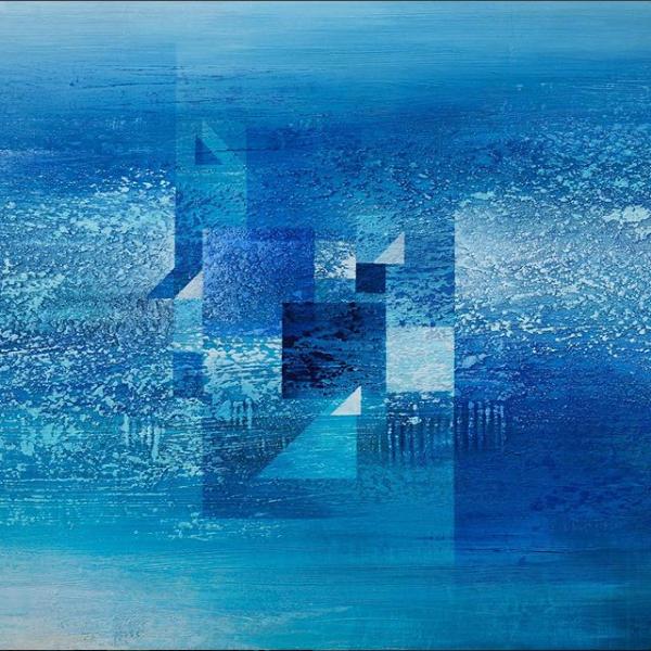 Her Geometry, 2019 - Zoe Marmentini