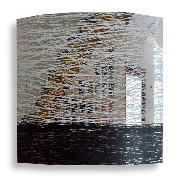 WHITE WEB, 2011 - Rashid Al Khalifa