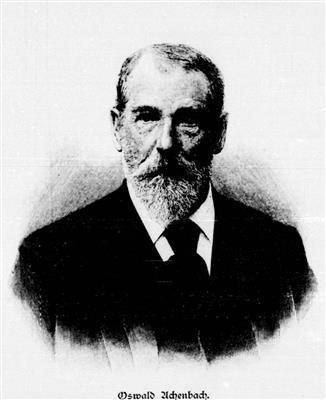 Освальд Ахенбах