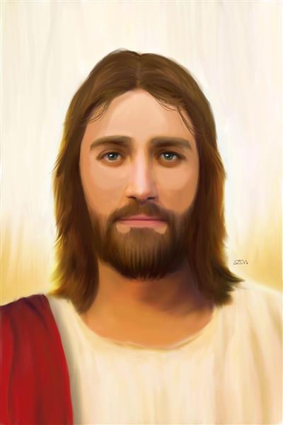 Jesus, 2019 - Marcelo Azeva