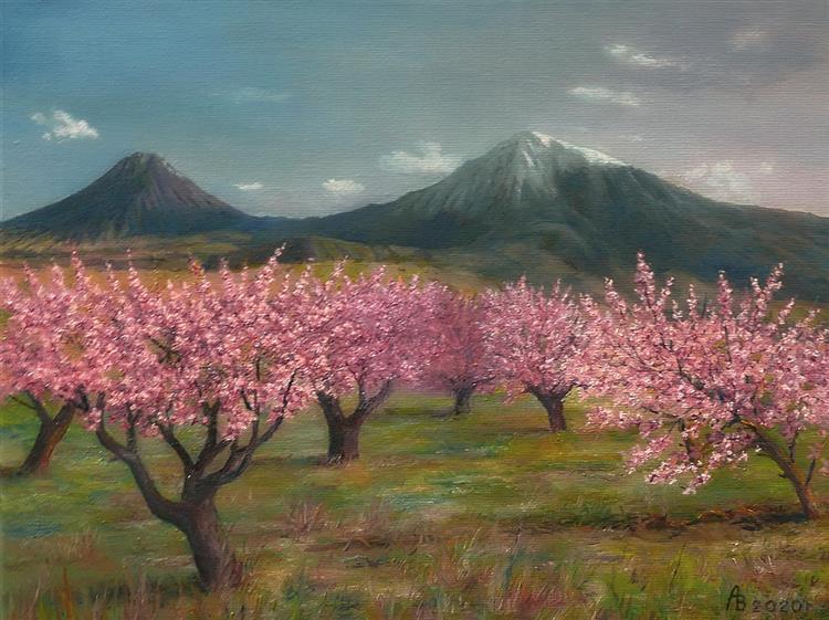 Весна Араратской долины - Vlad Avanesov