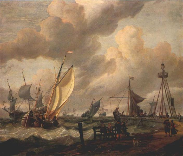 Shipping - Abraham Storck