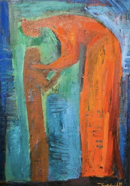 Untitled, 1985 - Georgi Kovachev
