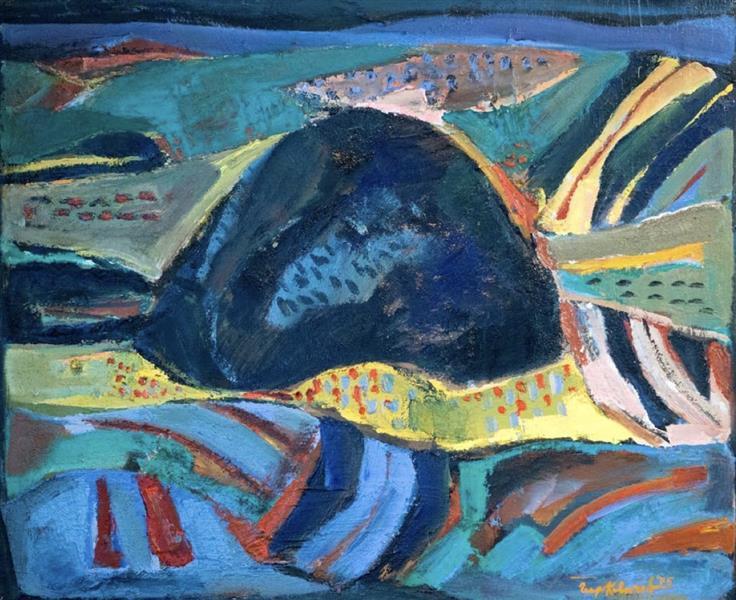 Untitled, 1975 - Georgi Kovachev