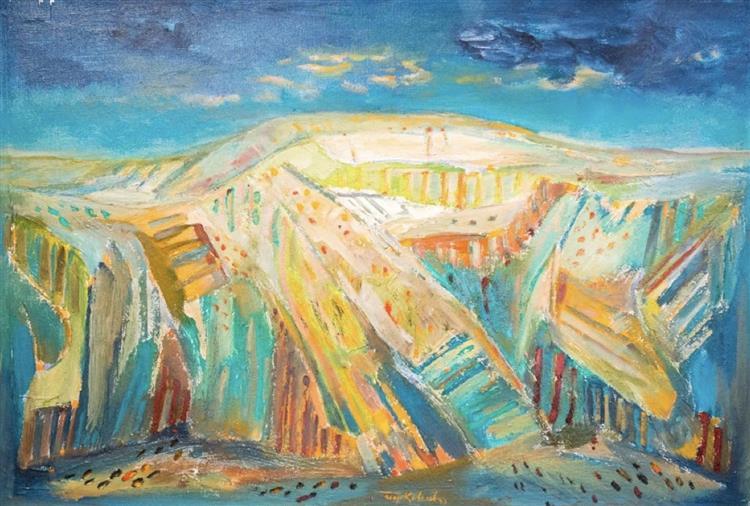 Untitled, 1993 - Georgi Kovachev