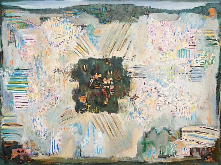 The wounded spring - Georgi Kovachev