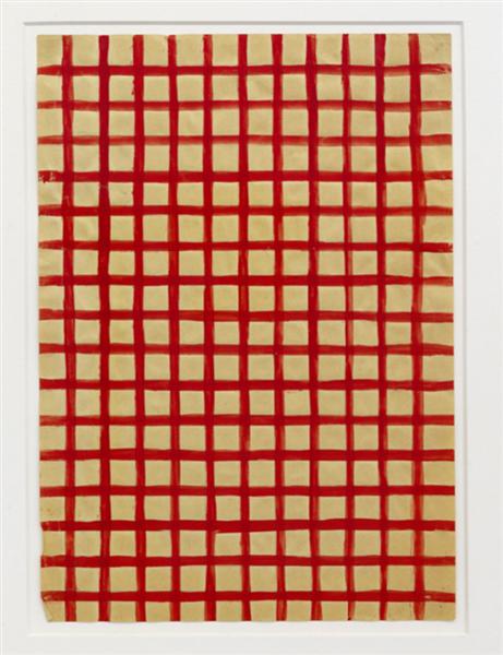 Ohne Titel, 1962 - Manfred Kuttner