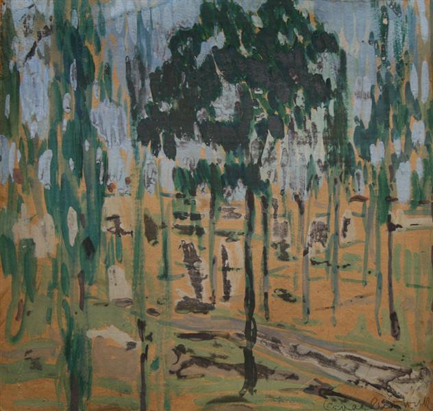 Trees - Sirak Skitnik