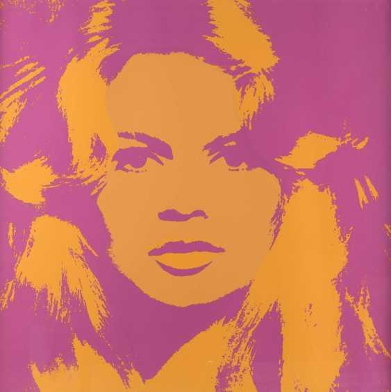 Brigitte Bardot, 1987 - Andy Warhol