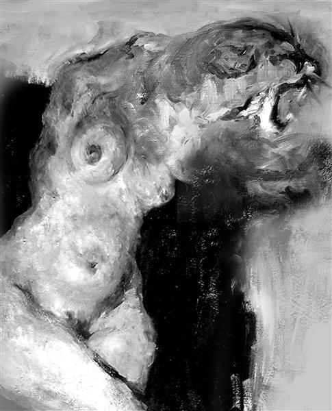 Animal Woman, 2012 - Carmen Delaco