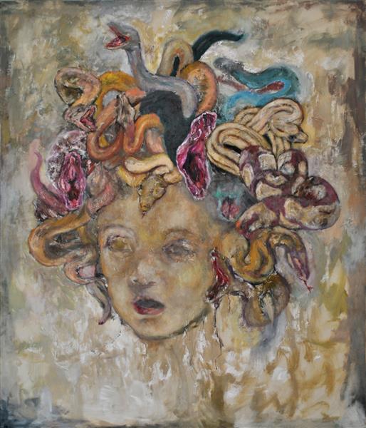Medusa, 2011 - Carmen Delaco
