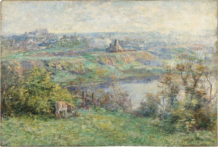Coming of Spring, 1912 - Frederick McCubbin