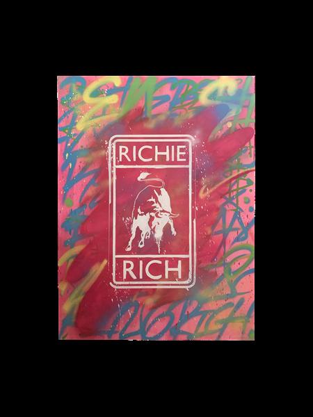 RR Logo in Pink, 2019 - 2020 - Enrique Enn