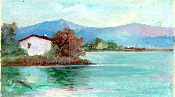 Casa Sul Lago, 1979 - Paolo Salvati