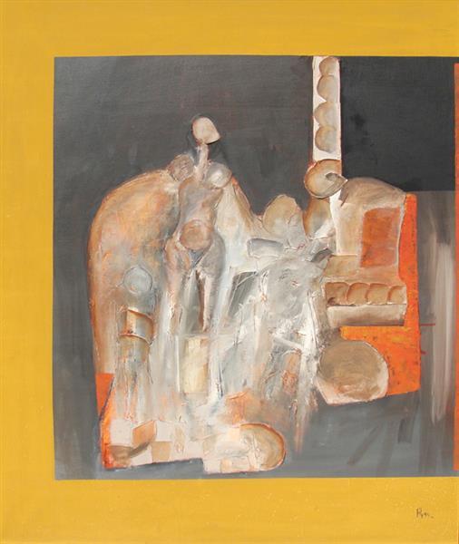 Untitled, 1969 - Manuel Felguérez
