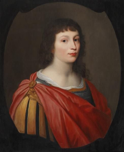 Prince Frederick Henry, Crown Prince Palatine, 1628 - 1629 ...