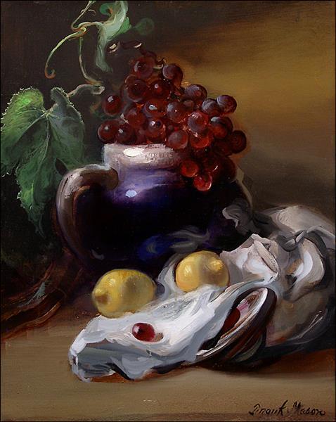 Beanpot, Grapes & Lemons, 2005 - Frank Mason