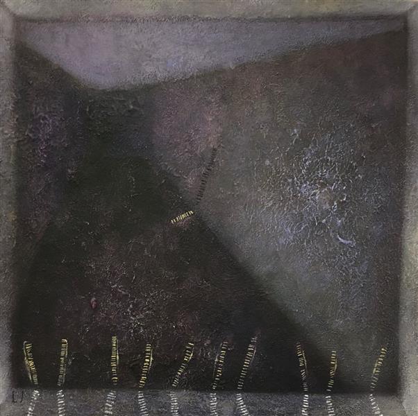 Lento sfumato 3, 2020 - Lech Jankowski