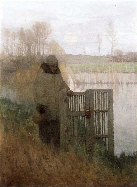 Autumnal Sorrows - Frank O'Meara