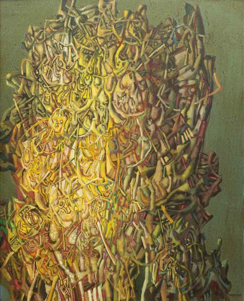 Abstraction, 2000 - Ivan Marchuk