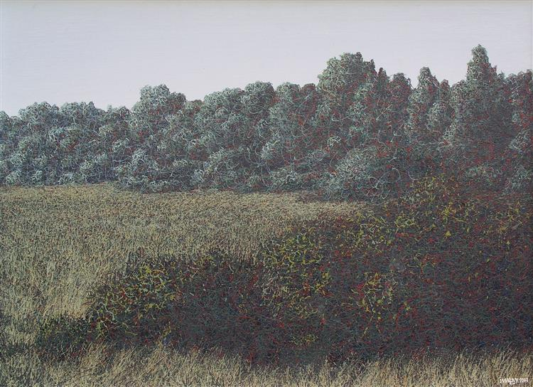 And Summer Plays with the Sun, 2004 - Ivan Marchuk