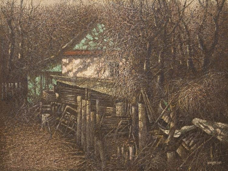 In Our Yard, 2004 - Ivan Marchuk