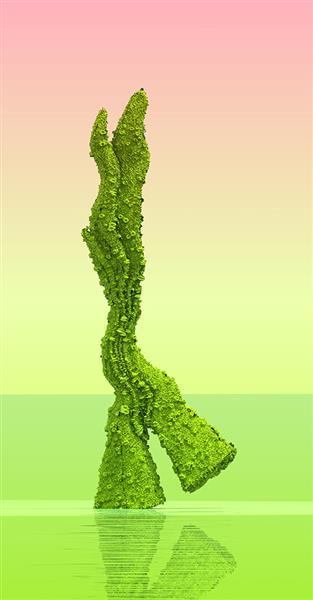 Greenwalking Dendriform, 2016 - Степан Рябченко