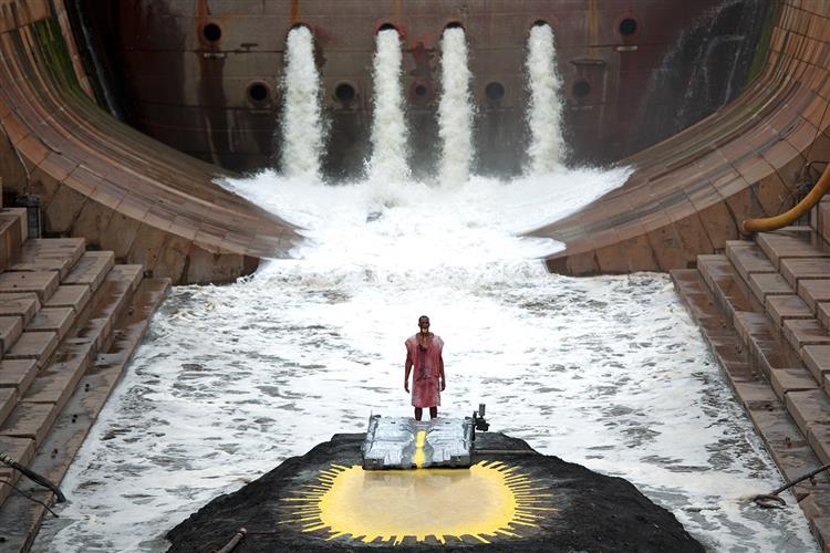 River of Fundament, 2007 - 2014 - Matthew Barney