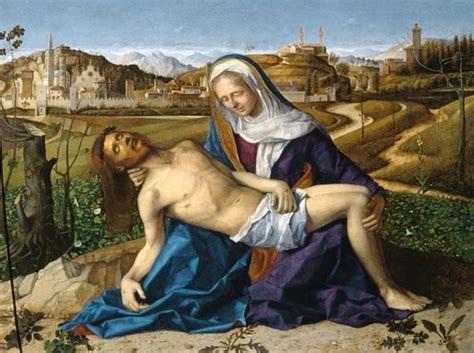 Pieta, 1505 - Giovanni Bellini