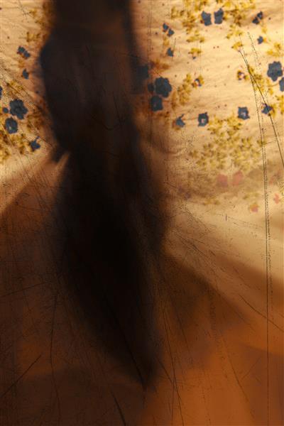 Self portrait Il, 2021 - A.Mishra