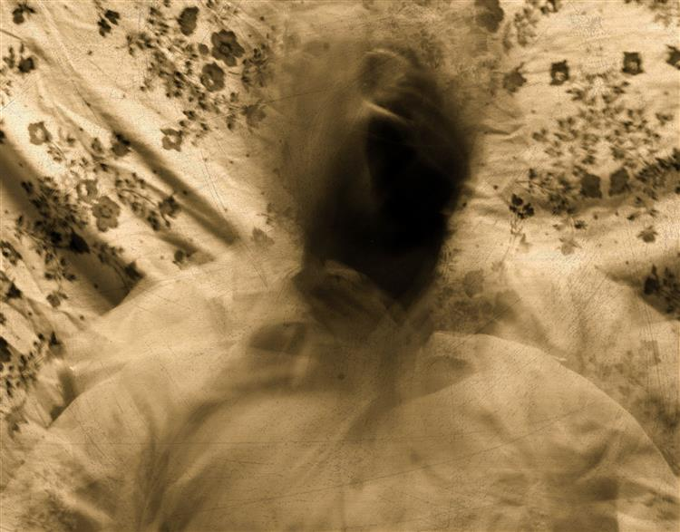 Self portrait VI, 2021 - A.Mishra