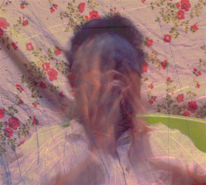 Self portrait V, 2021 - A.Mishra