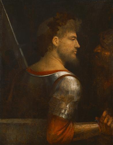 A Soldier, 1505 - 1510 - Giorgione