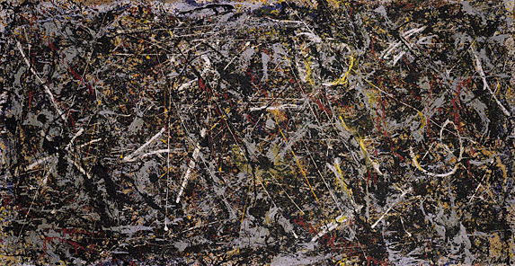 Alchemy, 1947 - Jackson Pollock