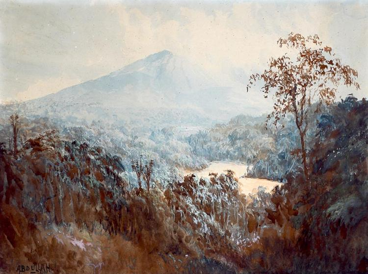 Mountain View - Абдулла Суріосуброто