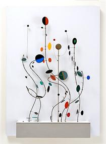 Kinetic Object - Abraham Palatnik